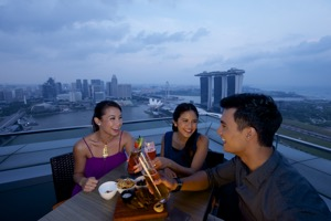 Sky Dining – Dining On Cloud 9