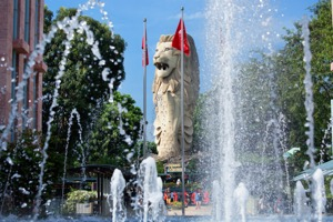 The Merlion Admission E-Ticket