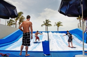 Wave House (20Mins) Admission E-Ticket