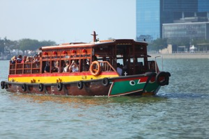 Singapore River Cruise Admission E-Ticket