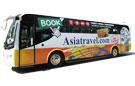 Coach Rental For One Way Transfer Outside The City