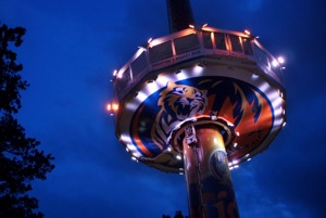 Tiger Sky Tower Admission E-Ticket